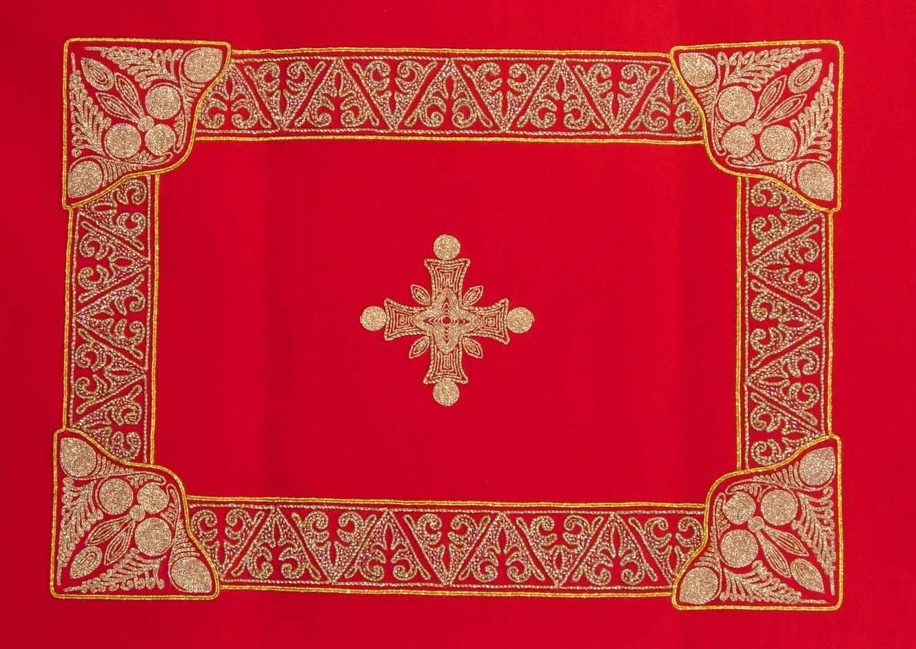 Орнамент в церковной вышивке