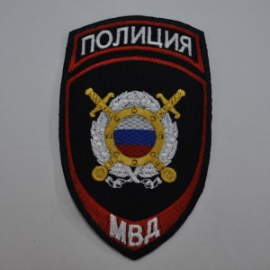 Шеврон полиции