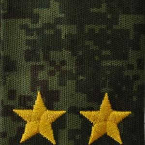 Фальш погон подполковник
