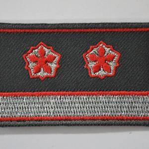 Нагрудный знак 10-й должностной категории среднего состава РЖД