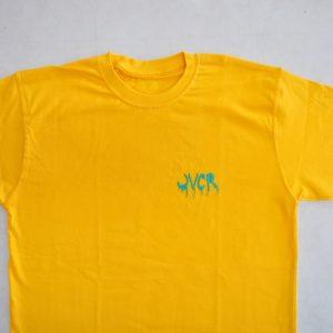 Вышивка на футболке Группа в контакте Омск