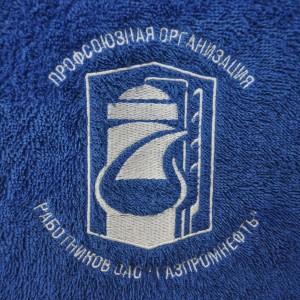 Вышивка полотенец и халатов