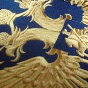 Вышивка золотом в Москве