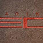 Вышивка на коже Карина ЕД